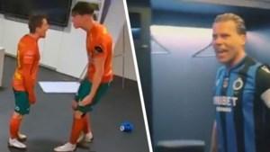 """Van een bezoekje aan de ref tot een gebroken teen door een frigobox: """"Ambras in de kleedkamer is van alle tijden"""""""