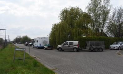 Gemeente stuurt containerparkroute bij