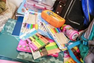 Schoolcheques helpen bij aankoop van materiaal