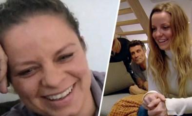 Kim Clijsters geeft liefdesraad aan zus Elke net voor laatste roosceremonie in 'De bachelorette'