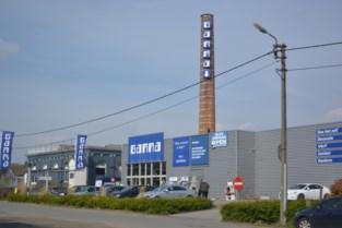 Industriële schouw gaat tegen de vlakte voor uitbreiding Gamma