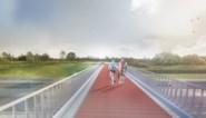 Nieuwe brug over E34 in Waaslandhaven-Oost wordt dit weekend gelegd