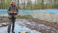 Natuurpunt breekt zonevreemde chalet en zwembad in Bosbeekvallei Opoeteren af