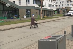 """Sorteerstraat naast serviceflats verdwijnt: """"Dit kan gewoon niet"""""""