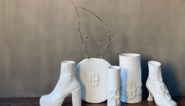 Schoenenontwerpster Virginie Morobé maakt interieurcollectie