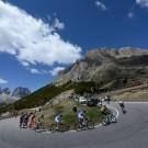 De Passo Pordoi is de Cima Coppi of hoogste berg van deze Giro en wordt een belangrijke test voor Remco Evenepoel