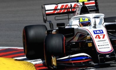 Mick Schumacher toont eerste keer wat voor potentieel hij in de F1 heeft