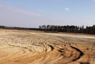 Agentschap voor Natuur en Bos plaatst omheining om wildcrossen tegen te gaan