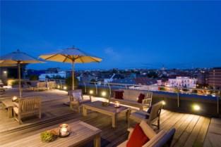 Sofitel Hotel gebruikt rooftopterras voor brasserie The 1040
