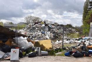 """Containerfirma dient aanvraag in voor afvalverwerking langs Elisabethlaan: """"De bergen rommel die daar nu liggen zijn een schande voor onze sector"""""""