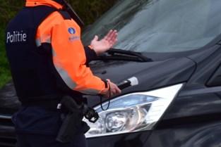 Politie betrapt 143 chauffeurs bij snelheidscontrole
