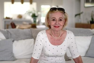 """Ondanks coronabesmetting heeft Leah Thys het vooral emotioneel zwaar: """"Rouwen in ziekenhuis is niet evident"""""""