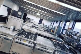 PISO renoveert opleidingskeuken