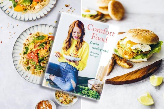 Comfortfood van As cooked by Ginger: lekker, maar wij bleven een beetje op onze honger zitten