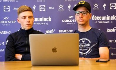"""Remco Evenepoel met veel goesting aan de start van Giro: """"Risico genomen door zonder wedstrijdkilometers te starten"""""""