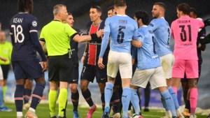 """PSG-spelers beschuldigen Nederlandse ref van scheldtirade: """"Hij zei 'fuck you' tegen mij"""""""