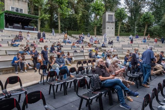 """Zaterdag al optreden in OLT Rivierenhof: """"Wellicht eerste concert van 2021"""""""