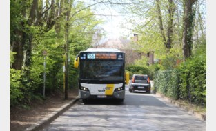 Buslijn 155 blijft dan toch rijden tijdens daluren