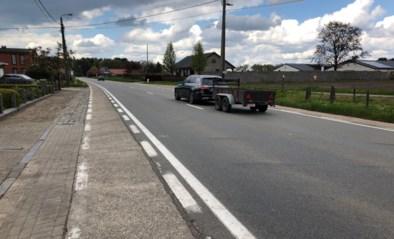 Smalle fietsstroken verdwijnen langs Zilvereind