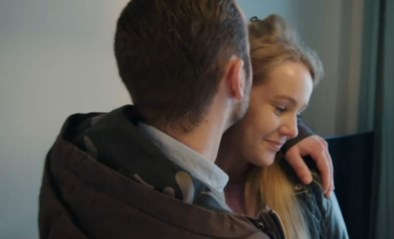 Voor en na: Ann-Sophie en Maxim in tranen wanneer ze resultaat van make-over van hun huis in 'Blind gekocht' zien