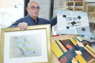 """Peter Bijls stelt nieuw werk tentoon: """"Altijd een spannend moment"""""""