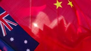 China schort economische overeenkomst met Australië op