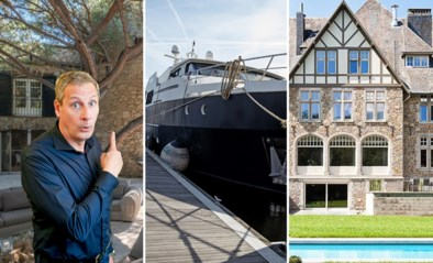 Het vermogen van Gert Verhulst onder de loep: de 'truc' met de villa en de boot (die niet altijd goed uitpakt)
