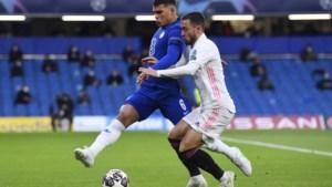 """Real Madrid-trainer Zinédine Zidane verdedigt Eden Hazard na zwakke partij in Champions League: """"Hij moet spelen"""""""