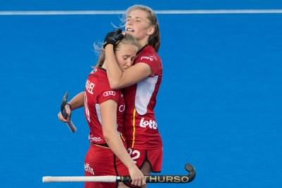 """Zusjes Anne-Sophie en Stephanie Vanden Borre kunnen samen eerste landstitel vieren: """"Stress is onze grootste vijand"""""""