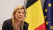 """Minister van Binnenlandse Zaken Annelies Verlinden (CD&V) optimistisch: """"Hopelijk dinsdag perspectief voor de zomer"""""""