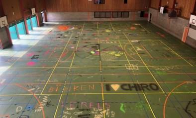 Hard beton in Bemdhal wijkt voor nieuwe sport- en fuifvloer