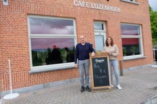 Café Lozenhoek telt de uren af naar de heropening, na amper 3 maanden open te zijn geweest