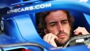 Alonso hoeft zelf niet te winnen, zolang hij van Alpine maar een topteam maakt