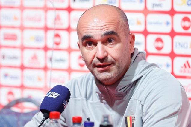 Bondscoach Roberto Martinez maakt op 17 mei EK-selectie Rode Duivels bekend