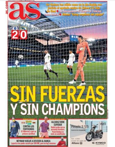 """De buizen en snoeiharde kritiek vliegen Eden Hazard om de oren in Spaanse en Engelse pers: """"Een totale deceptie"""""""