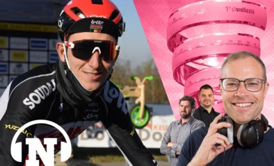 """PODCAST. Jasper De Buyst: """"We mogen niet verwáchten dat Remco de Giro wint, maar ik zie het wel gebeuren"""""""