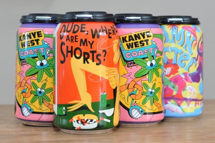 Gekleurd door Amerikaanse superster, maar gebrouwen in Gent: deze biertjes al geproefd?
