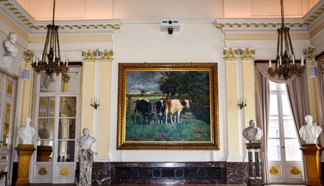De koeien zijn weer terug in de raadzaal