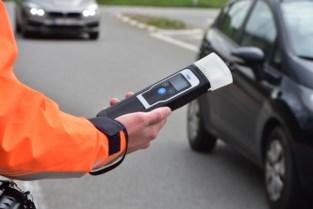 Twee bestuurders testen positief op alcohol, vier op drugs