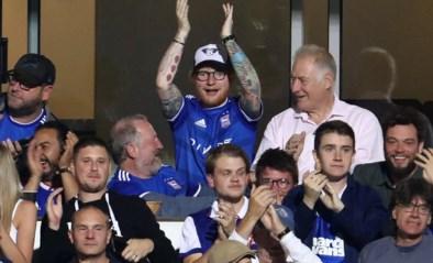 Ed Sheeran wordt shirtsponsor van Engelse derdeklasser Ipswich Town
