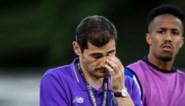 Opnieuw paniek bij voetbalicoon Iker Casillas door problemen met hartritme