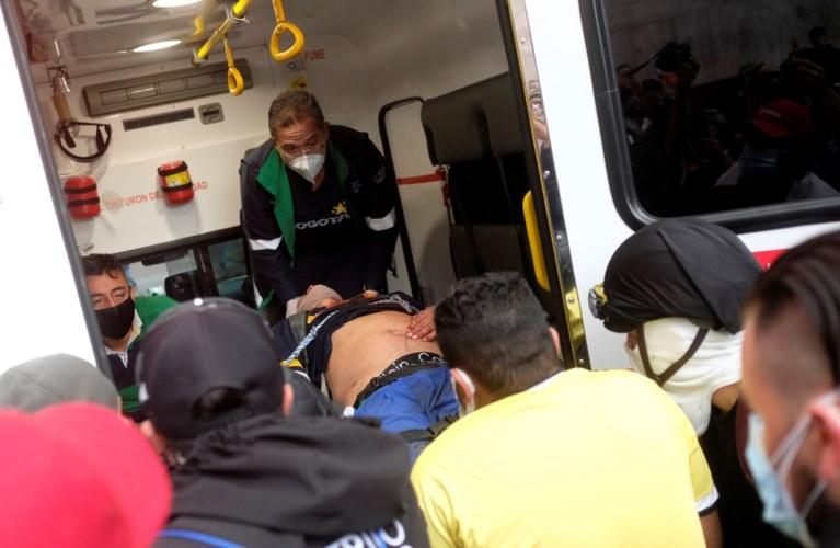 Zeker 46 gewonden bij nieuw protest tegen regeringsplannen in Colombia
