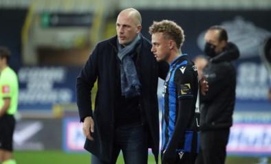 """Clement had gesprek met Noa Lang over toekomst bij Club Brugge: """"Hij beslist pas na het seizoen"""""""