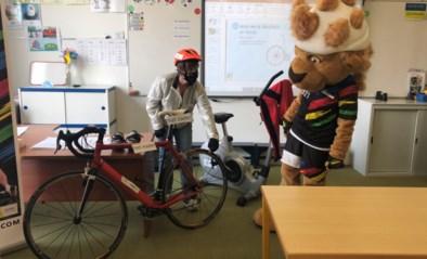 Waar is het zadel en waar het kader? Organisatie WK wielrennen lanceert lespakketten voor scholen