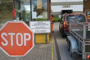 Camera's moeten gezag gemeentepersoneel recyclagepark versterken