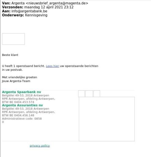 Dit zijn de meest voorkomende phishingmails waarmee criminelen je bankgegevens proberen te stelen