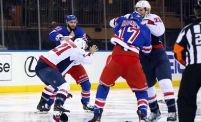 """Ongeziene taferelen nadat ijshockeyers wedstrijd beginnen met gigantische vechtpartij: """"Ze kenden onze frustratie"""""""