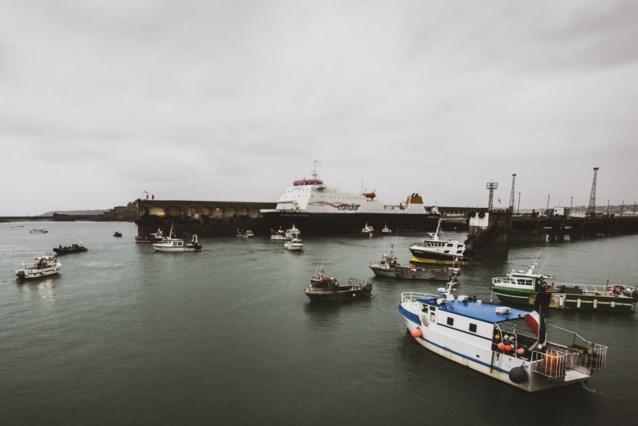 Londen roept patrouilleschepen terug na vertrek Franse vissers uit Jersey