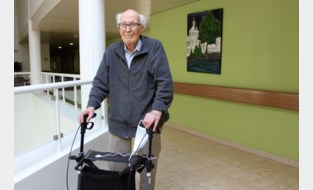 Fons Eysermans volgt Julia Van Hool op als oudste inwoner van Lier