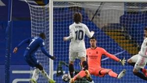 """Eerlijke Thibaut Courtois: """"Chelsea was gewoon beter in tweede helft"""""""